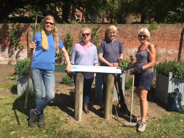 Sandgate Community Garden Volunteers